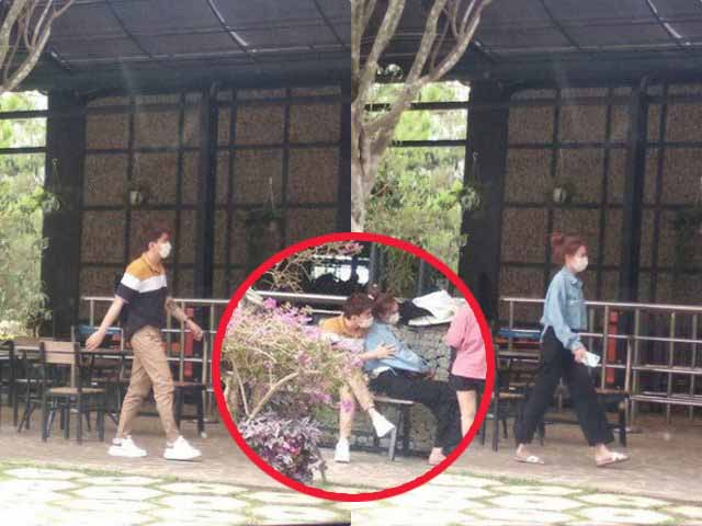 Ninh Dương Lan Ngọc - Chi Dân bị bắt gặp ôm tình tứ ở Đà Lạt, ảnh lan truyền chóng mặt