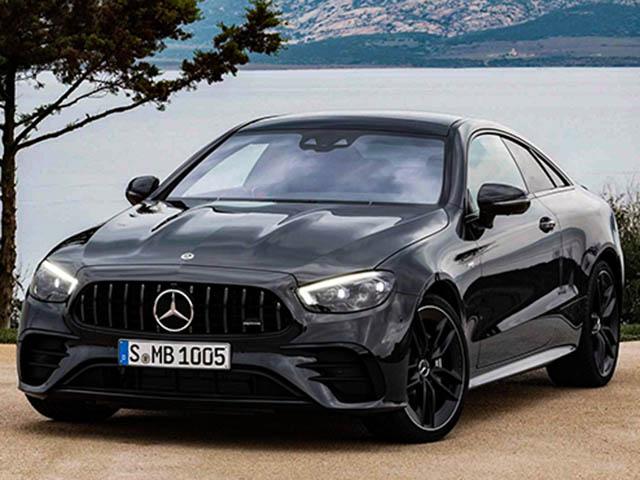 Cận cảnh mẫu xe Mercedes-AMG E53 4MATIC+ Coupe 2021 vừa ra mắt