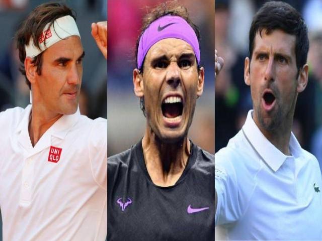 So kè Nadal – Federer - Djokovic để tìm tay vợt vĩ đại nhất lịch sử