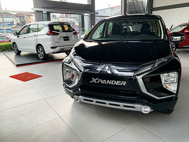 Mitsubishi Xpander phiên bản nâng cấp chính thức ra mắt thị trường Việt