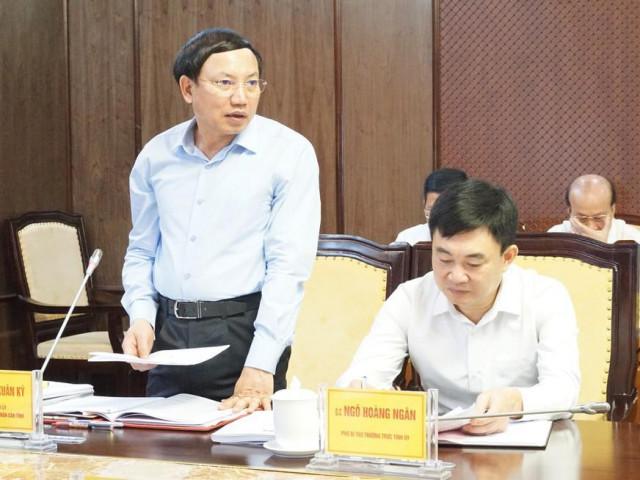 Quảng Ninh xin chủ trương thí điểm bầu trực tiếp Bí thư Tỉnh ủy tại Đại hội