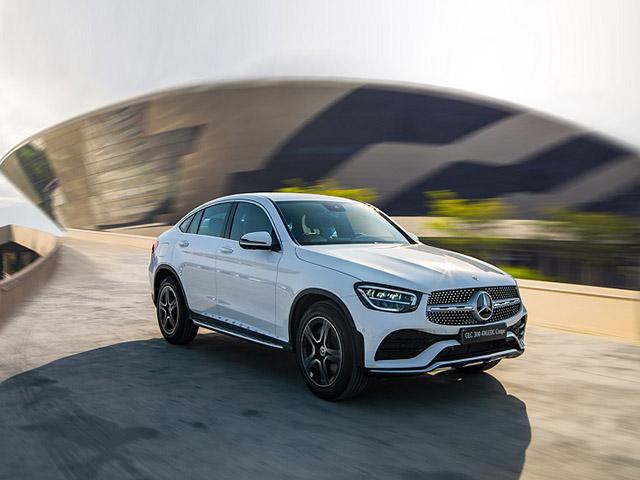 Giá lăn bánh xe Mercedes-Benz GLC 300 4MATIC mới nhất tháng 6/2020
