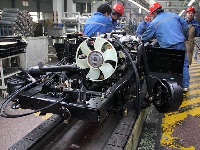 JMCG sẽ xâm nhập thị trường ô tô tải Việt Nam