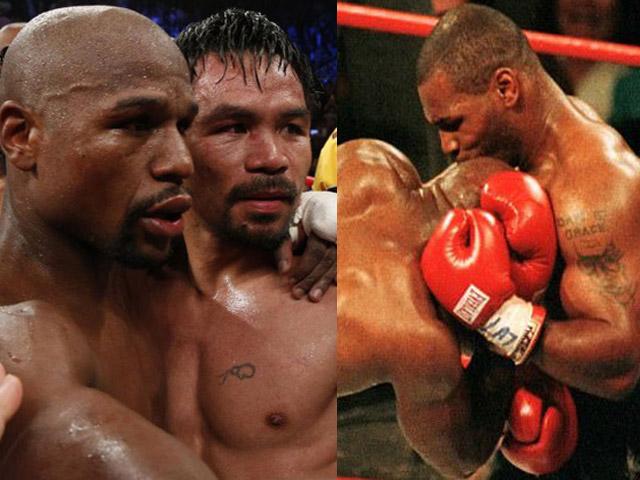 """Bất ngờ giáo sư """"đối đầu"""" với Mike Tyson để bảo vệ người đẹp - 2"""