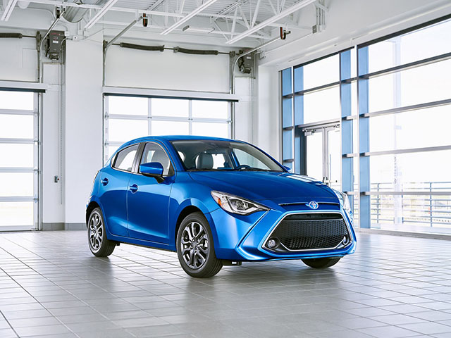 "Toyota Yaris bị ""xóa sổ"" tại Mỹ"