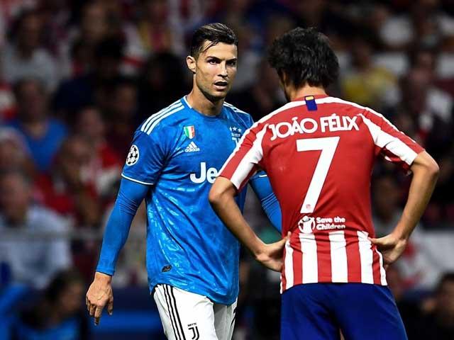 """Ronaldo lập phe cánh ở Juventus, """"bom tấn"""" Joao Felix thế chỗ đàn em Messi"""