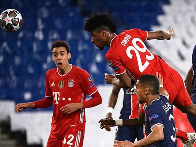 Kết quả bóng đá Cúp C1, PSG - Bayern Munich: Đôi công mãn nhãn, kết cục vỡ òa