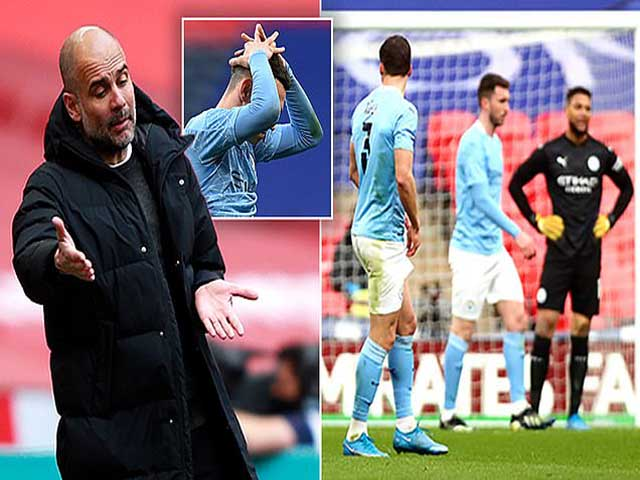 Man City tan mộng ăn 4, De Bruyne chấn thương: MU mơ vô địch Ngoại hạng Anh