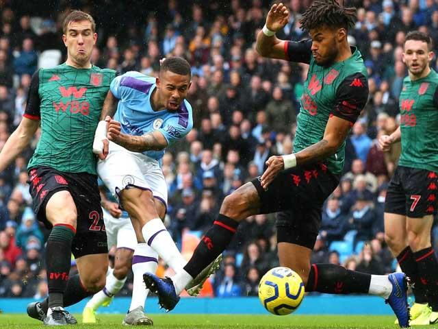 Trực tiếp bóng đá Aston Villa - Man City: HLV Guardiola quyết ngăn ngừa thảm họa