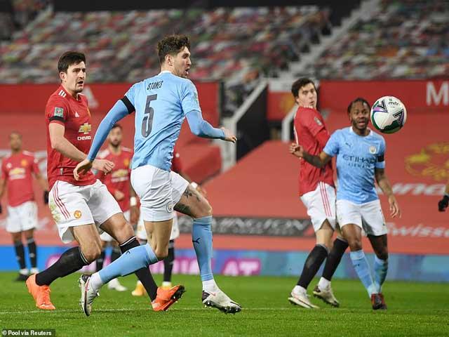 """Man City sắp vô địch Ngoại hạng Anh: MU còn 5 cơ hội, khi nào """"đầu hàng""""?"""