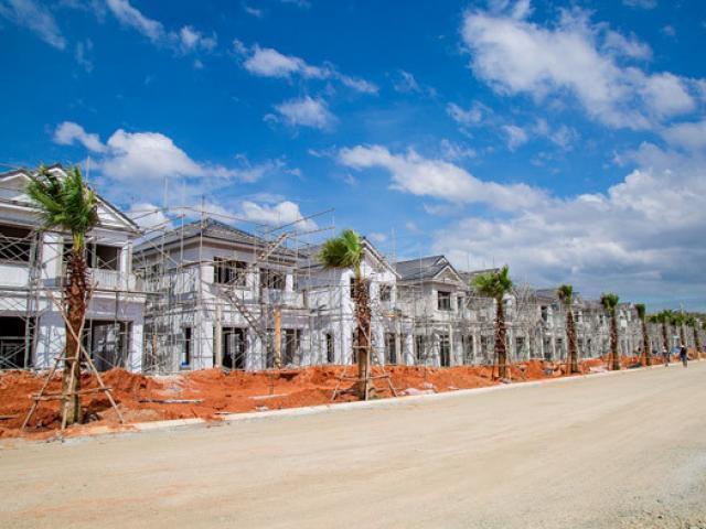 Sốt đất khắp nơi, các đại gia bất động sản thu lãi lớn