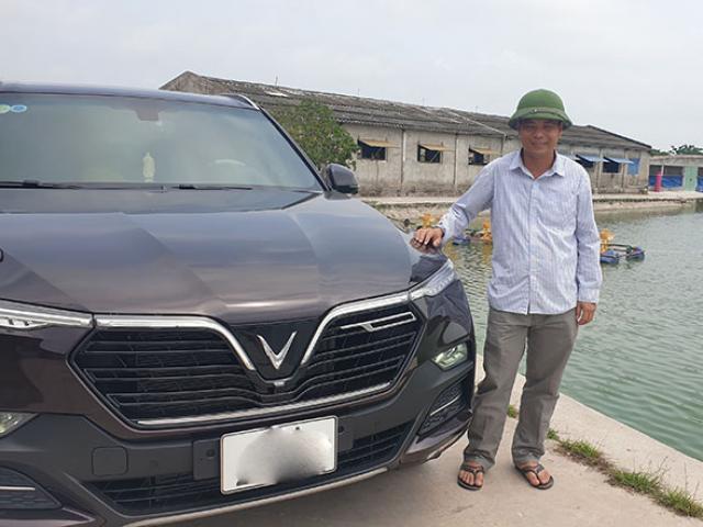 Lão nông Nam Định xây nhà lầu, sắm xe hơi nhờ quyết định này