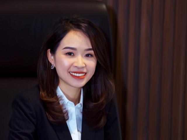 Thân thế nữ Chủ tịch ngân hàng 8X trẻ nhất Việt Nam