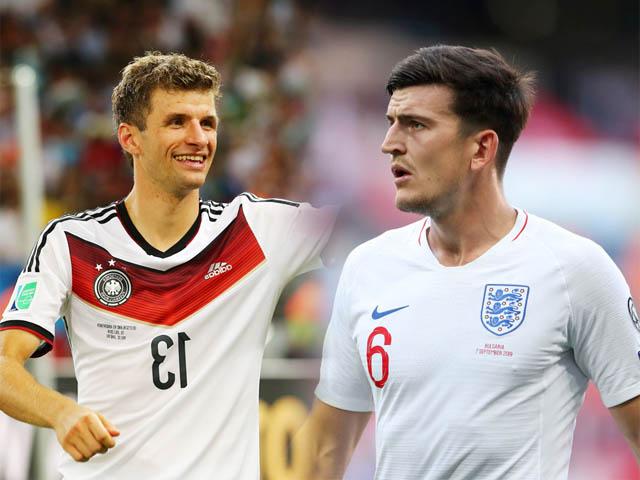 """Sôi động EURO 2021: Anh nguy cơ mất Maguire, Đức gọi lại """"kẻ cắp không gian"""""""