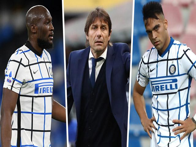 """""""Vua Serie A"""" Inter đăng quang thuyết phục, nguy cơ hóa đội hạng 2 ngay lập tức"""