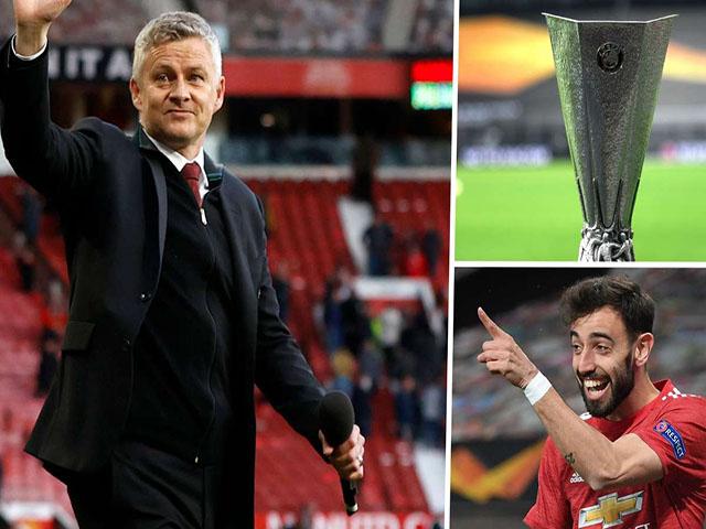 MU đá chung kết Europa League: Treo thưởng 130 tỷ đồng để dứt 3 năm tay trắng