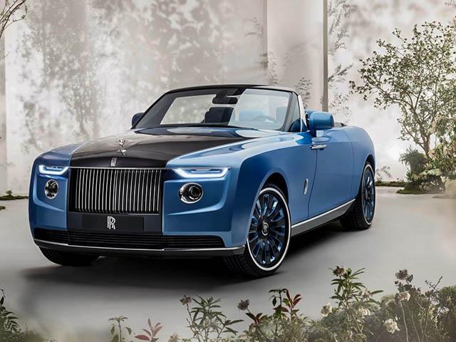 Hơn 640 tỷ đồng sở hữu Rolls-Royce mui trần bản đặc biệt liệu có đáng?