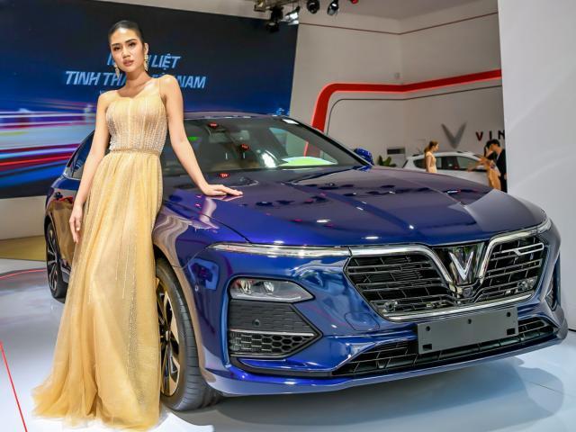 Giá xe VinFast mới nhất tháng 6/2021 và thông số kỹ thuật từng dòng xe