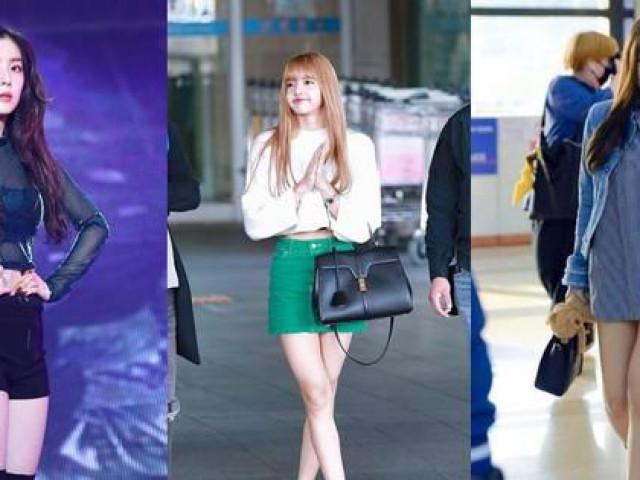 """Vì sao trên sân khấu lẫn ngoài đời, idol K-Pop đều mặc theo công thức """"kín trên hở dưới""""?"""