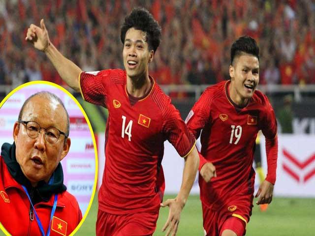 Quang Hải bị treo giò, thầy Park chọn ai thay trận Việt Nam đại chiến Malaysia
