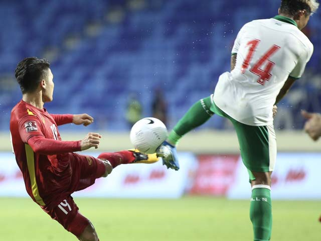 """Chấm điểm ĐT Việt Nam hạ Indonesia 4-0: Quang Hải, Xuân Trường sắm vai """"bá chủ"""""""