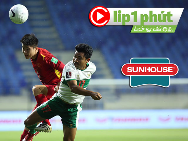 ĐT Việt Nam thắng đậm 4-0, thầy Park muốn gì ở 2 trận tới? (Clip 1 phút Bóng đá 24H).