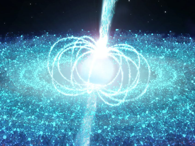 """Bắt được tín hiệu từ """"thây ma vũ trụ"""" mạnh hơn Trái Đất 4 triệu lần"""