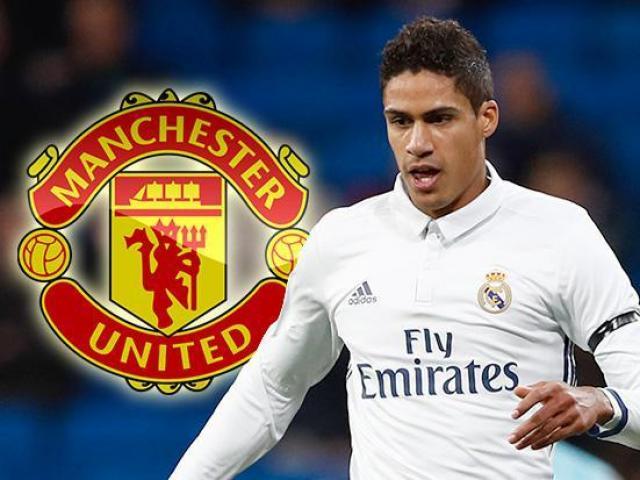 Tin mới nhất bóng đá tối 9/6: Real Madrid báo giá bán Varane cho MU