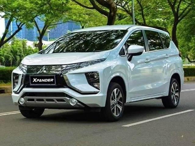 Mitsubishi Xpander và Outlander nhận ưu đãi khủng trong tháng 6/2021