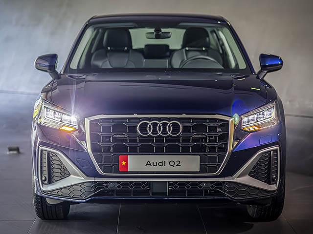 Audi Q2 thế hệ mới ra mắt thị trường Việt, giá bán hơn 1,6 tỷ đồng
