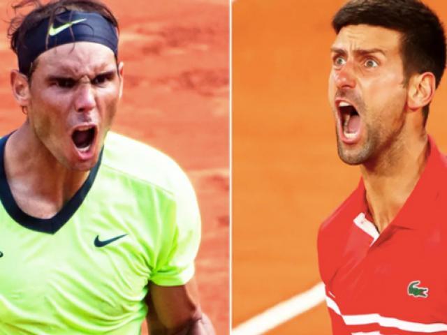 Nadal lần thứ 58 đụng độ Djokovic, khán giả Roland Garros lại thất vọng