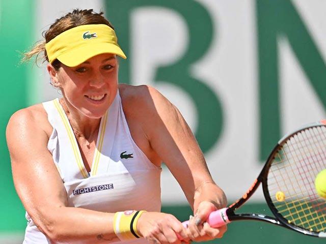Video tennis Pavlyuchenkova - Zidansek: Cơn mưa điểm break, nghẹn ngào vé chung kết Roland Garros