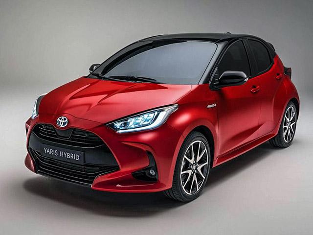 Toyota Việt Nam đăng kỷ bảo hộ kiểu dáng thêm hai xe mới