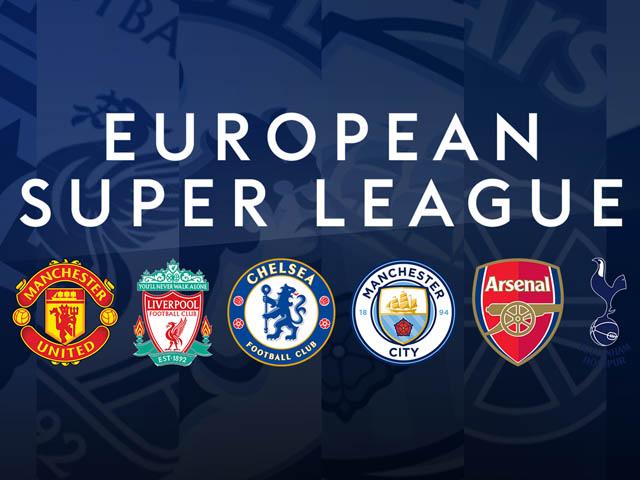 """""""Big 6"""" Ngoại hạng Anh chính thức nhận án phạt vụ Super League, nộp hơn 700 tỷ đồng"""