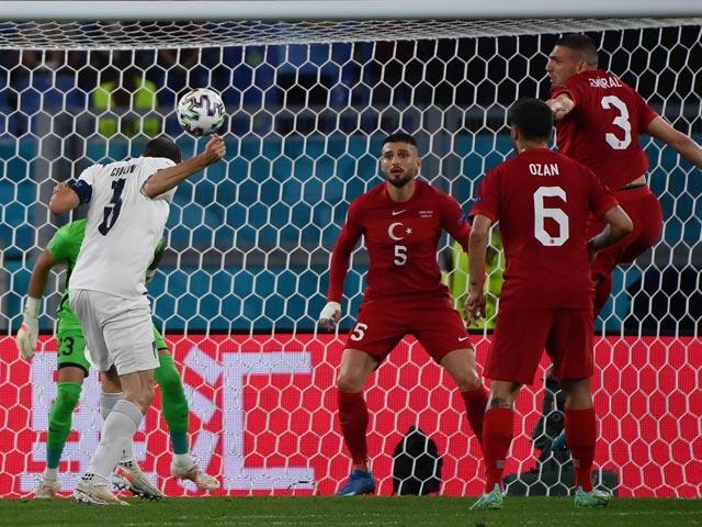 Trực tiếp bóng đá Thổ Nhĩ Kỳ - Italia: Tiếng còi mãn cuộc (Hết giờ) (Khai mạc EURO 2021)