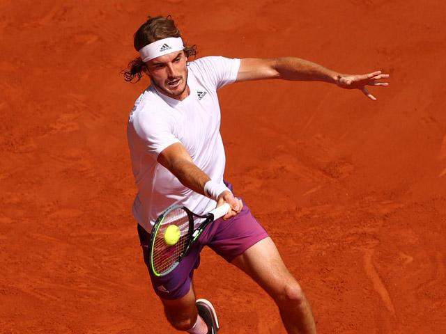 Video tennis Zverev - Tsitsipas: Kịch tính 5 set, vé chung kết lịch sử (bán kết Roland Garros)