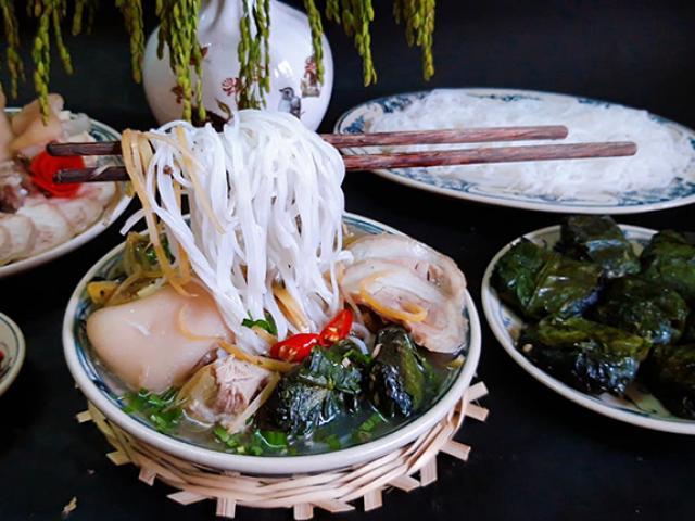 Quê hương cầu thủ Minh Vương, Văn Hậu có những món đặc sản nào?