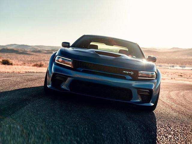 Dodge Charger SRT Hellcat 2020 - chiếc sedan thương mại cỡ lớn mạnh nhất hành tinh
