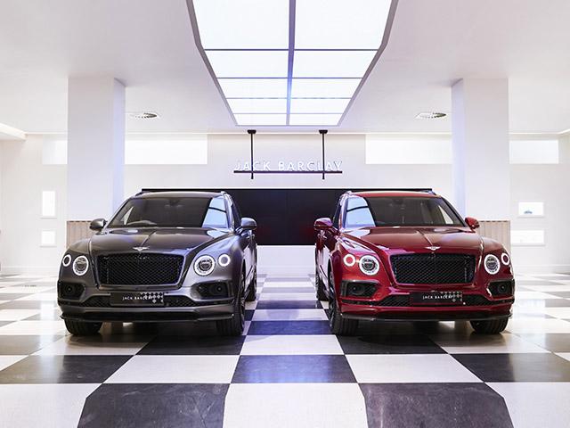 Siêu SUV Bentley Bentayga sẽ có thêm tùy chọn hàng ghế thứ 3 với 07 chỗ ngồi - 11