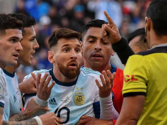 Brazil làm vua bóng đá nam Mỹ, lời tố cáo của Messi có chính xác? - 4