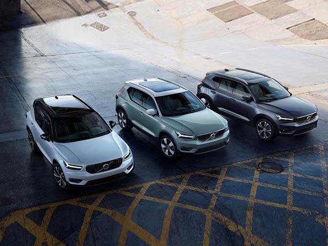 SUV của Volvo tăng trưởng đạt mức doanh số kỷ lục