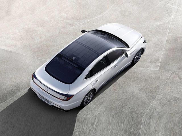 Hyundai Sonata thế hệ mới thêm nhiều trang bị, giá từ 542 triệu đồng - 10