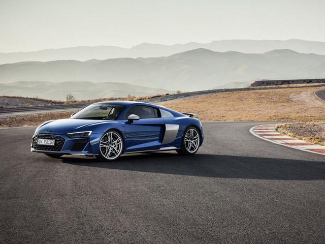 Audi giới thiệu R8 hệ dẫn động cầu sau thay vì 4 bánh quattro - 11