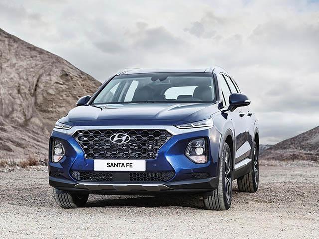 Hyundai Santa Fe 2020 giá từ 675 triệu đồng, thêm bản động cơ V6 3.5L - 4