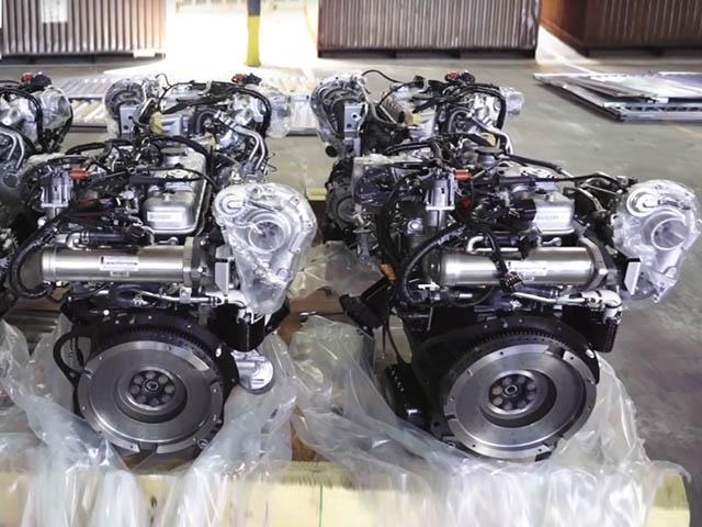 Triệu hồi 40 xe tải Hino Motor tại Việt Nam vì lỗi cụm cầu sau - 2