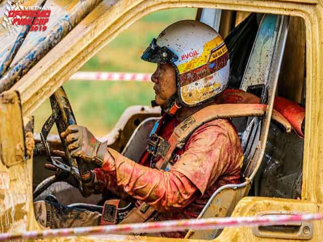 Giải đua xe ô tô địa hình Việt Nam 2019 sắp khởi tranh tại Hà Nội