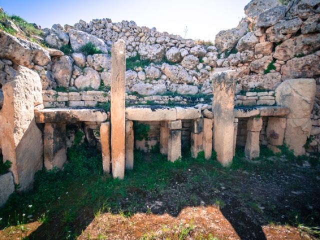 Bí ẩn đền đá cổ Ggantija