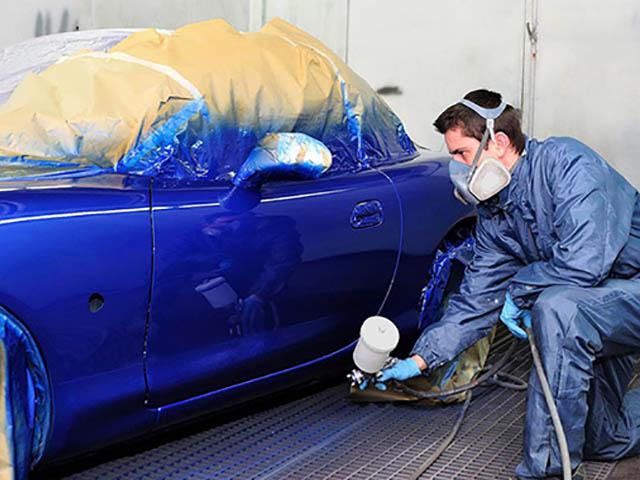 Thay đổi màu sơn ngoại thất xe ô tô có phải làm lại giấy tờ đăng kí hay không?