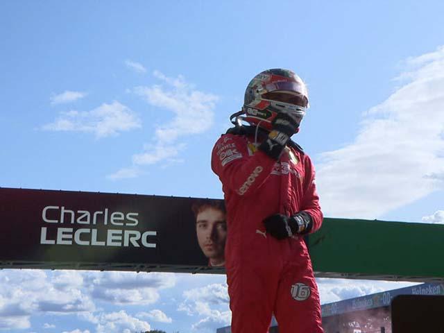 Đua xe F1: Ấn tượng tay đua gốc Thái Lan, người Italia bùng nổ - 4