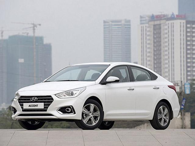 Accent là dòng xe bán chạy nhất của Hyundai tại Việt Nam trong tháng 9/2019 - 4